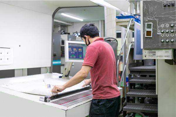 印刷オペレーター